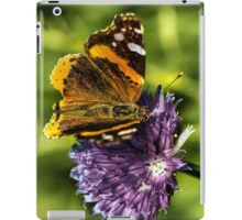 The Red Admiral iPad Case/Skin