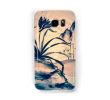 Sumi-e Orchid at Sunset Samsung Galaxy Case/Skin