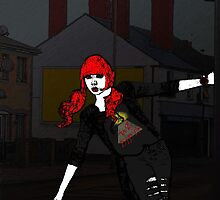 redheads have more fun by IanByfordArt