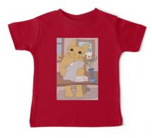 IS THAT CAT A WRITER? Baby Tee