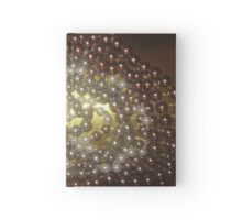 pearls Hardcover Journal