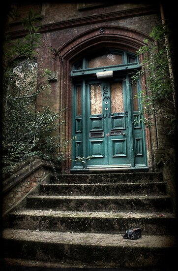 Green Door by Nikki Smith