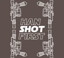 Han Shot First Shirt Unisex T-Shirt