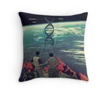 Distance And Eternity Throw Pillow