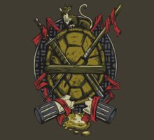 Turtle Family Crest by DJKopet
