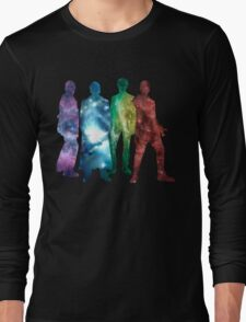 New Who Long Sleeve T-Shirt