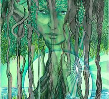 She-tree by bluecolor