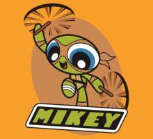 Powerpuff Mikey by DJKopet