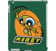 Powerpuff Mikey iPad Case/Skin