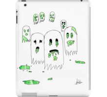 The Infection - Ghost iPad Case/Skin