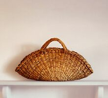 Wicker Basket by DExPIX