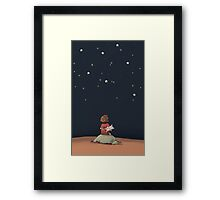 Dream Big Framed Print