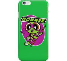 Powerpuff Donnie iPhone Case/Skin