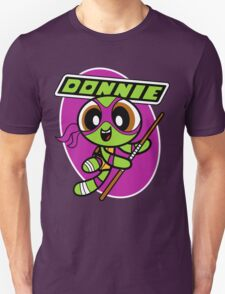 Powerpuff Donnie Unisex T-Shirt
