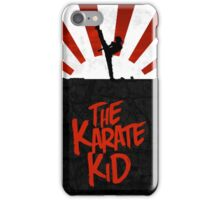 KARATE KID (2010) Movie Poster Design iPhone Case/Skin