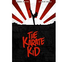 KARATE KID (2010) Movie Poster Design Photographic Print