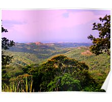El Valle, Panama Countryside Poster