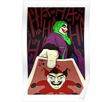 Hijabi Joker Poster