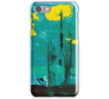 City of Industry iPhone Case/Skin