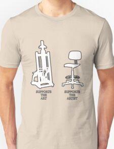 Art Supports T-Shirt