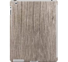 wood texture - wooden background 4 iPad Case/Skin