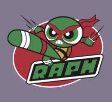 Powerpuff Raph Kids Tee