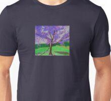 The Jacaranda Tree Unisex T-Shirt