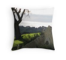 Sunstone Winery Throw Pillow