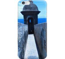 Old San Juan, Puerto Rico iPhone Case/Skin
