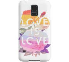 Love is Love Samsung Galaxy Case/Skin