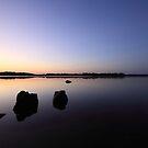 Sunrise ~ Tilligerry Creek by Jenni Tanner