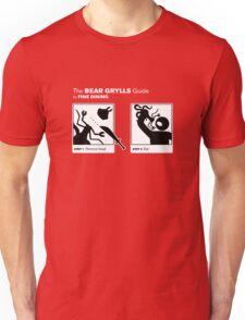 Man vs Lunch T-Shirt
