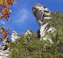 Hanging rock by PoeticWarrior