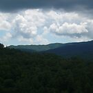 Mountains of Tennessee by Jaclyn Hughes