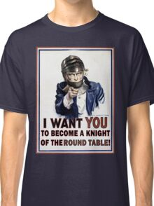 Uncle Sam- The Round Table Classic T-Shirt