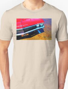 Super Sport 3 - Chevy Impala Classic Car Unisex T-Shirt