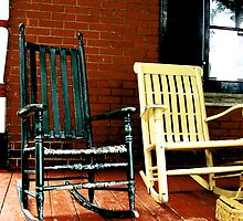 Rocking Chairs by Hunniebee