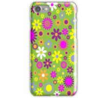 Flower Whimsy iPhone Case/Skin