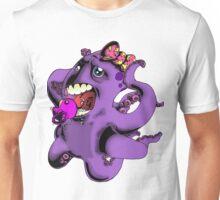 Flight of the Octopus - Girls' Version Unisex T-Shirt