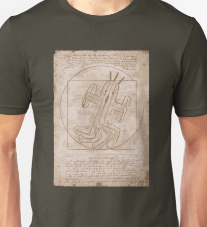 Vitruvio's Cactuar Unisex T-Shirt