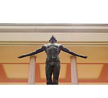 University of the Philippines Oblation (front view) Photographic Print