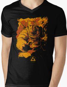 IGNI Mens V-Neck T-Shirt