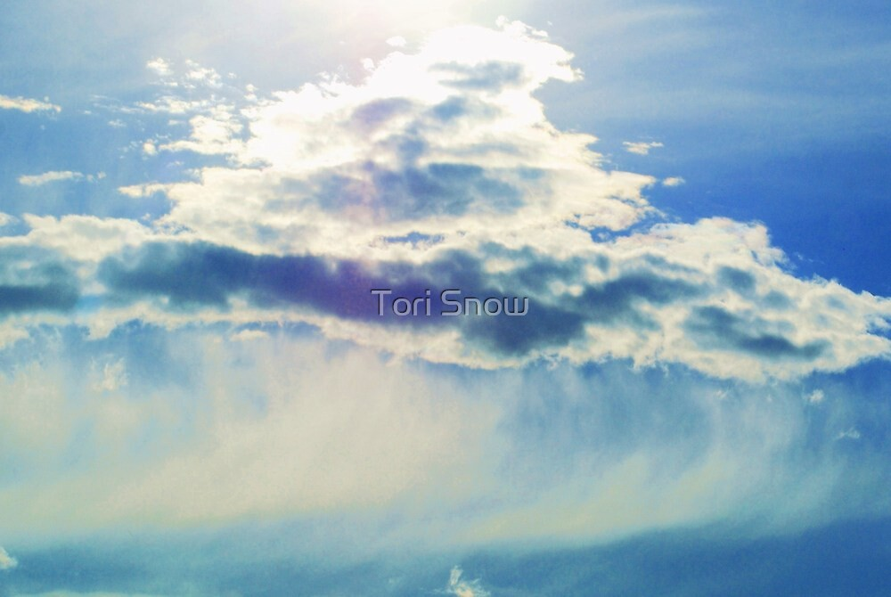 Glowing Cloud by Tori Snow