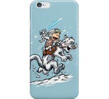 Calvin and Hoth iPhone Case/Skin