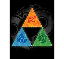 Zelda - Triforce Photographic Print