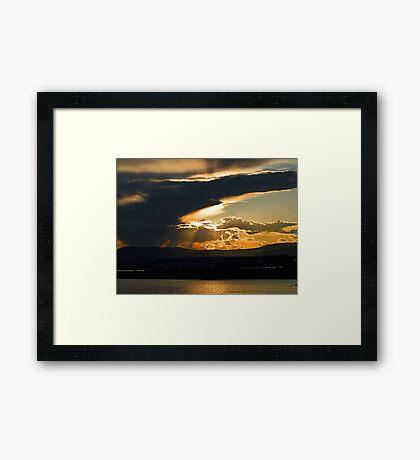 Heaven's Gate (5) Framed Print