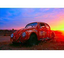 Silverton Beetle........  Photographic Print