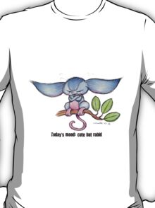 Cute Tree Mouse T-Shirt