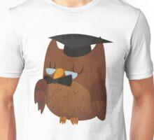 Graduation Owl Unisex T-Shirt
