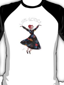 Miss Frizzle loves science T-Shirt